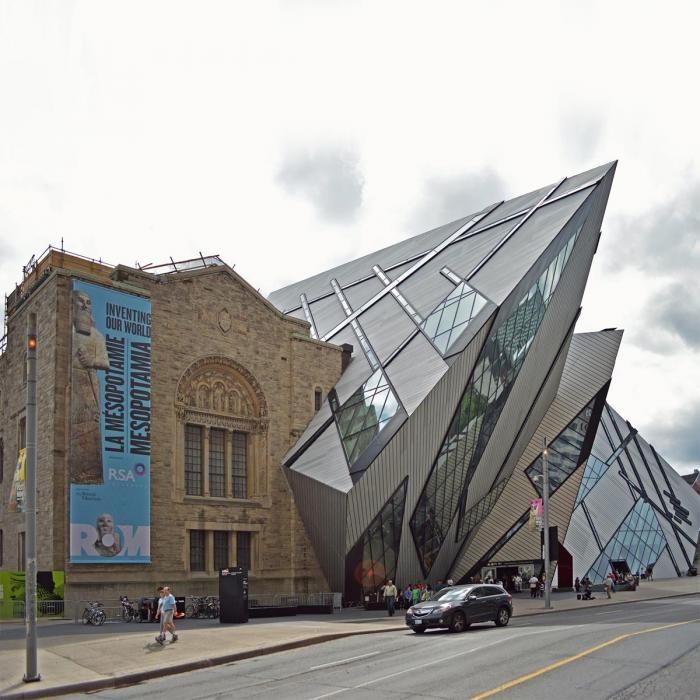 Ugliest Buildings: Royal Ontario Museum