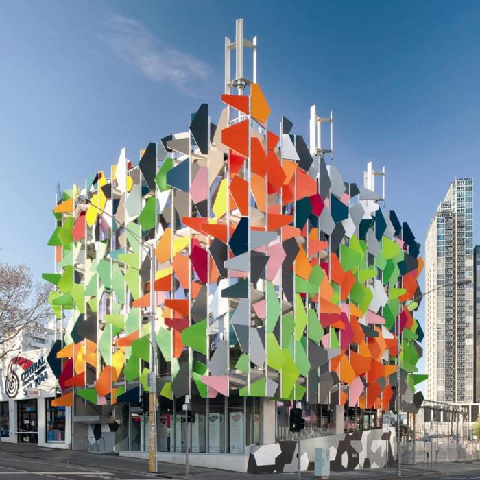Ugliest Buildings: The Pixel Building, Melbourne Australia