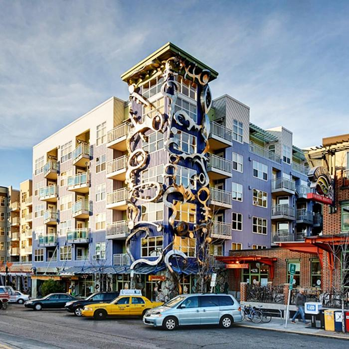 Apartment Buildings In Seattle ugliest apartment building in america | ugliestthingintheworld