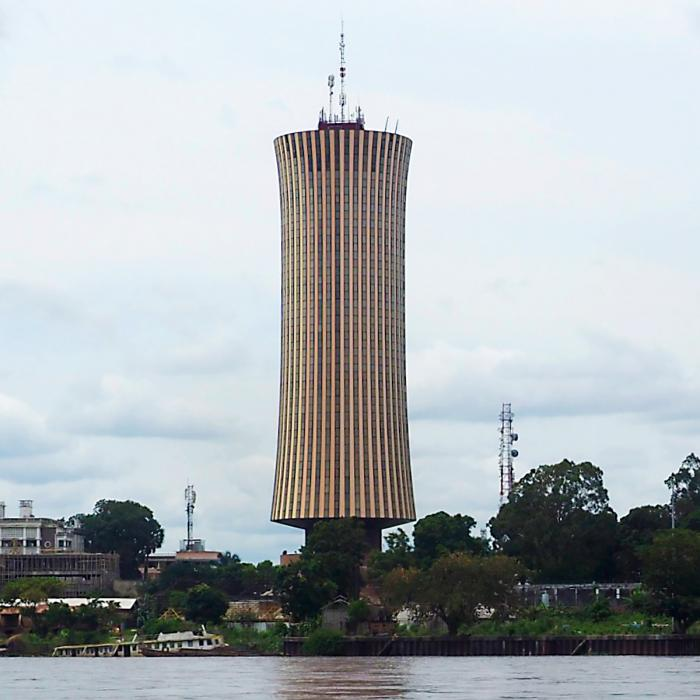 Ugliest buildings in the world: Nabemba Tower