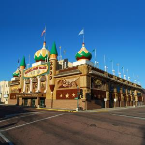 Ugliest buildings in the world - Corn Palace